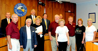 CITY OF CLEARWATER PROCLAMATION TO JAZZ CLASSIC 2011